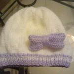 Bonnet fille 1