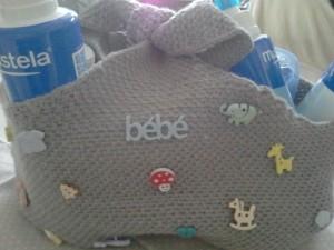 Panier pour accessoires pour Bébé